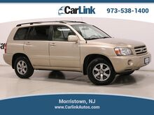 2005_Toyota_Highlander_V6_ Morristown NJ