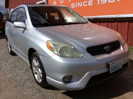 2005 Toyota Matrix XR 2WD Spokane WA