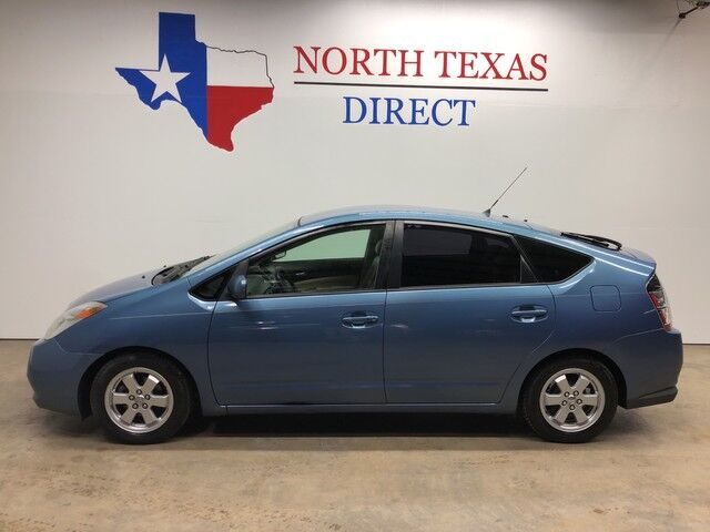 2005 Toyota Prius Premium Hybrid Gps Navigation Camera Leather Alloy Wheels Mansfield TX