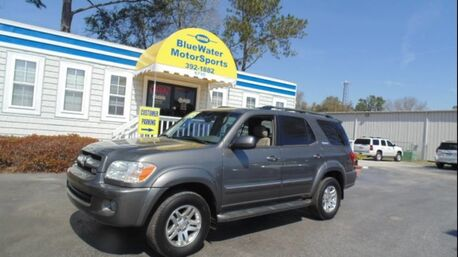 2005_Toyota_Sequoia_Limited_ Wilmington NC