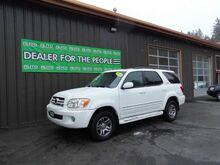 2005_Toyota_Sequoia_SR5 4WD_ Spokane Valley WA