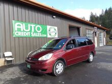 2005_Toyota_Sienna_LE - 8 Passenger Seating_ Spokane Valley WA