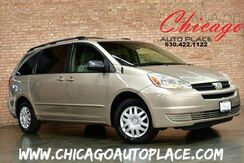 2005_Toyota_Sienna_LE - DUAL POWER SLIDING DOORS 3RD ROW SEATING CD PLAYER CLEAN LOCAL TRADE_ Bensenville IL