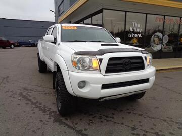 2005 Toyota Tacoma Double 141 Auto 4WD Michigan MI