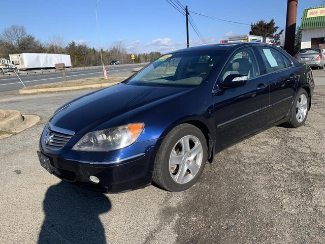 2006 Acura RL Technology Package Brandywine MD