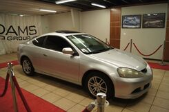 2006_Acura_RSX_Coupe with 5-speed AT_ Charlotte NC