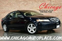2006_Acura_TL_3.2L VTEC V6 ENGINE FRONT WHEEL DRIVE GRAY LEATHER HEATED SEATS SUNROOF XENONS PREMIUM ALLOY WHEELS_ Bensenville IL