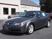 2006_Acura_TL_Navigation System_ Wallingford CT