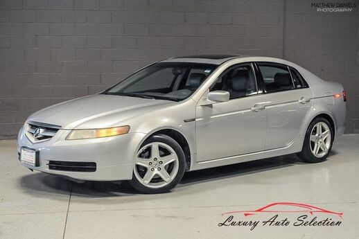 2006 Acura TL With Navigation 4dr Sedan Chicago IL