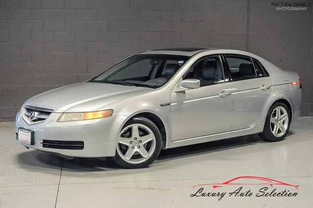 2006_Acura_TL With Navigation_4dr Sedan_ Chicago IL