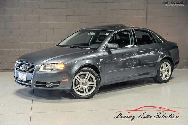 2006_Audi_A4 2.0T Quattro_4dr Sedan_ Chicago IL