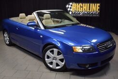 2006_Audi_A4 Cabriolet_1.8T_ Easton PA