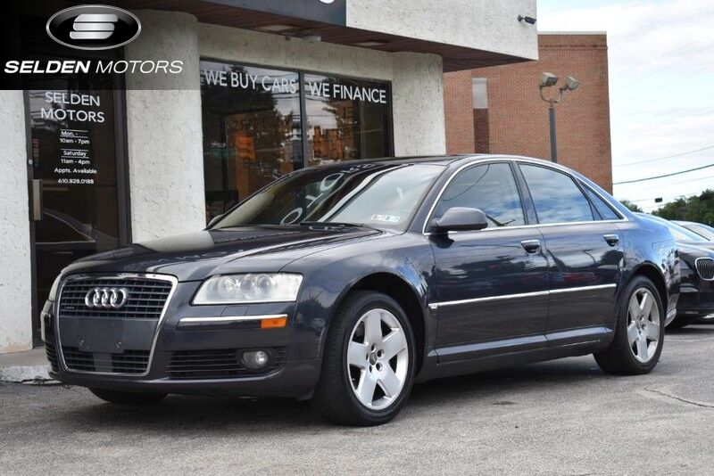 Vehicle Details Audi A At Selden Motors Conshohocken - 2006 audi a8