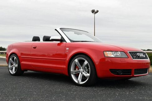 2006_Audi_S4 Cabriolet_4.2 quattro AT6_ Fort Worth TX