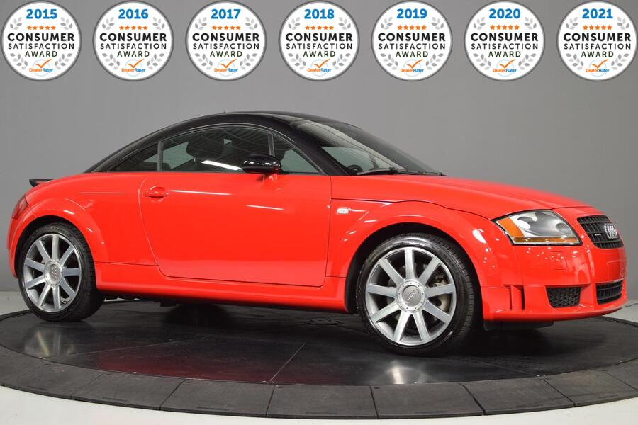 2006_Audi_TT_SE_ Glendale Heights IL