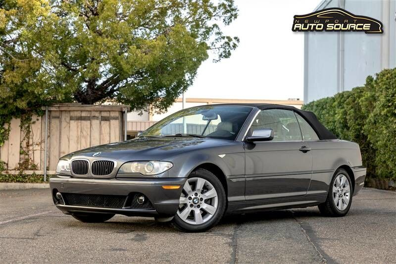 BMW Series Ci Costa Mesa CA - 2006 bmw 325ci convertible
