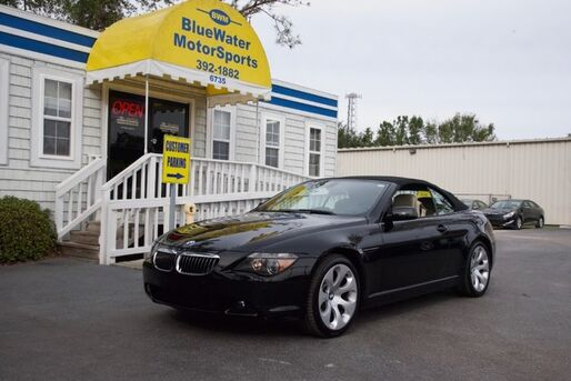 2006_BMW_6 Series_650Ci_ Wilmington NC