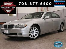 2006_BMW_7 Series_750Li_ Bridgeview IL