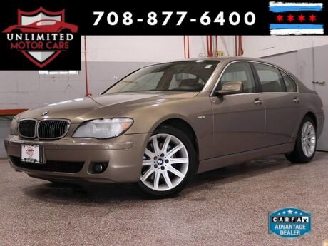 2006 BMW 7 Series 750Li Bridgeview IL