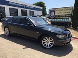 2006 BMW 750Li NAVIGATION HARMAN KARDON SOUND, HEATED/COOLED LEATHER, SUNROOF, COMFORT ACCESS, SOFT CLOSE DOORS, PARK DISTANCE!!! GREAT VALUE!!!