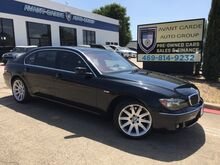 2006_BMW_750Li NAVIGATION_HARMAN KARDON SOUND, HEATED/COOLED LEATHER, SUNROOF, COMFORT ACCESS, SOFT CLOSE DOORS, PARK DISTANCE!!! GREAT VALUE!!!_ Plano TX