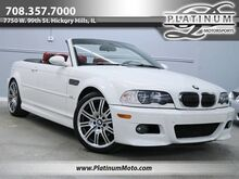2006_BMW_M3 Conv SMG_2 Keys Books 19 Factory Rims Heated Seats Best Color Combo_ Hickory Hills IL