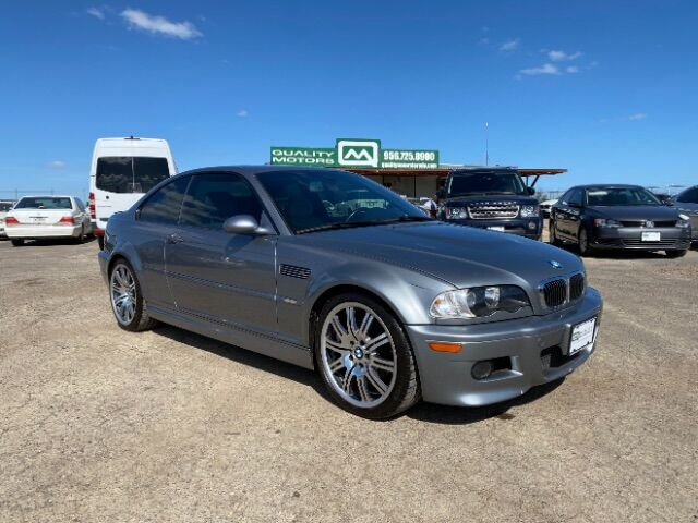 2006 BMW M3 Coupe Laredo TX