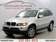 BMW X5 3.0i AWD - Cold Weather Package - Pano Roof - Power Heated Seats w/ Memory & Lumbar Support 2006