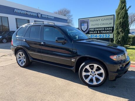 2006 BMW X5 4.8iS NAVIGATION HEATED FRONT/REAR NAPPA LEATHER, PANORAMIC ROOF, HARMAN KARDON AUDIO, M SPORT PACKAGE, PARKING SENSORS, XENON HEADLIGHTS!!! SUPER RARE AND CLEAN!!! Plano TX