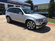 BMW X5 4.8is SPORT PACKAGE NAVIGATION COMFORT SEATS, PREMIUM HEATED NAPPA LEATHER, PARKING SENSORS, PANORAMIC ROOF, EVERY OPTION, SUPER RARE, ULTRA LOW MILES!!! ONE OWNER!!! 2006