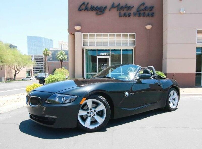2006_BMW_Z4 3.0i_Convertible_ Chicago IL