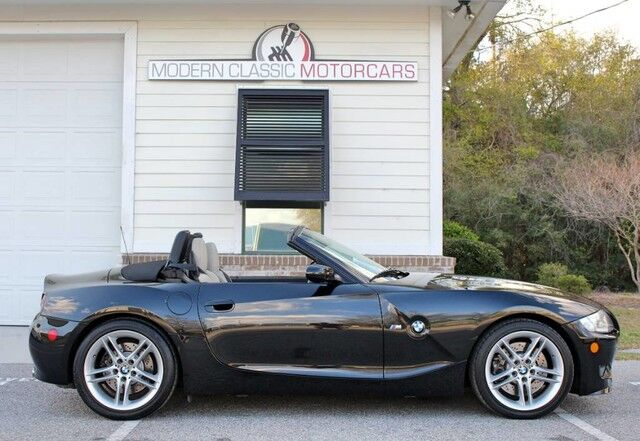 2006 bmw z4 m charleston sc 17556461. Black Bedroom Furniture Sets. Home Design Ideas