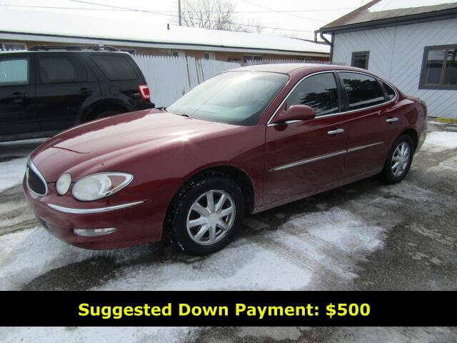2006 BUICK LACROSSE CXL  Bay City MI