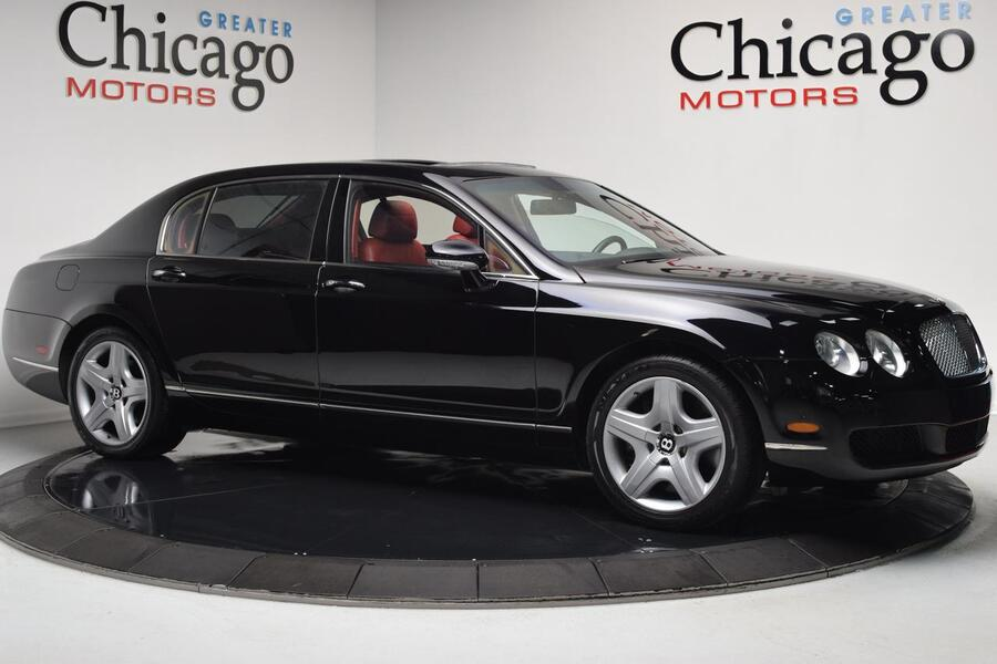 2006_Bentley_Continental Flying Spur__ Chicago IL