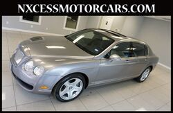 2006_Bentley_Continental Flying Spur_24 Servied History Records_ Houston TX