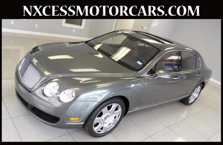 2006 Bentley Continental Flying Spur 4-ZONE A/C LOADED JUST 22k miles. Houston TX
