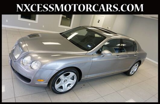 2006 Bentley Continental Flying Spur CLEAN CARFAX. Houston TX
