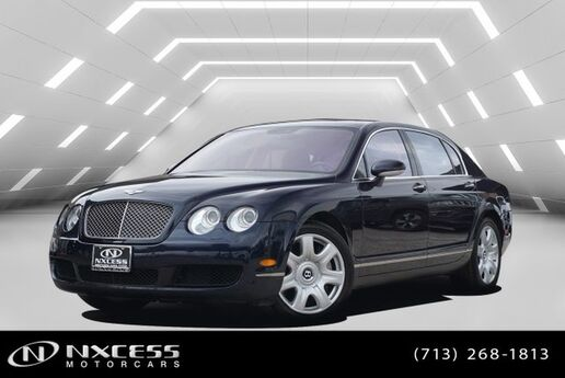 2006 Bentley Continental Flying Spur Low Miles Extra Clean!! Houston TX