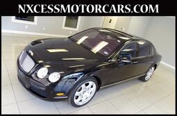 Bentley Continental Flying Spur MASSAGE SEATS NAVIGATION LOW MILES. 2006