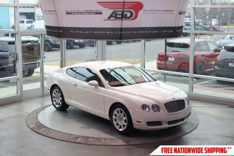 2006_Bentley_Continental GT_Coupe_ Chantilly VA