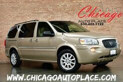 2006_Buick_Terraza_CX - LEATHER POWER SLIDING DOORS REAR TV CAPTAINS CHAIRS 3RD ROW_ Bensenville IL