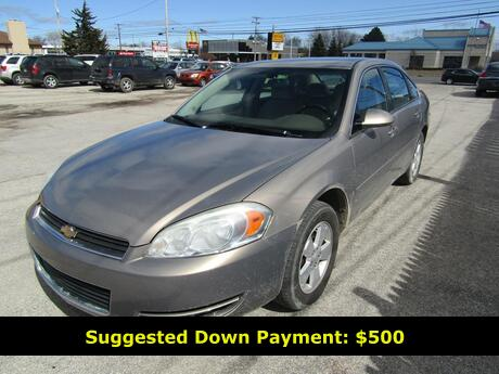 2006 CHEVROLET IMPALA LT  Bay City MI