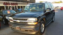 2006_CHEVROLET_TAHOE_LT 4X4, CARFAX CERTIFIED, 3RD ROW SEATING, BOSE SOUND, SUNROOF, HEATED LEATHER, TOW PKG, ONE OWNER!_ Norfolk VA