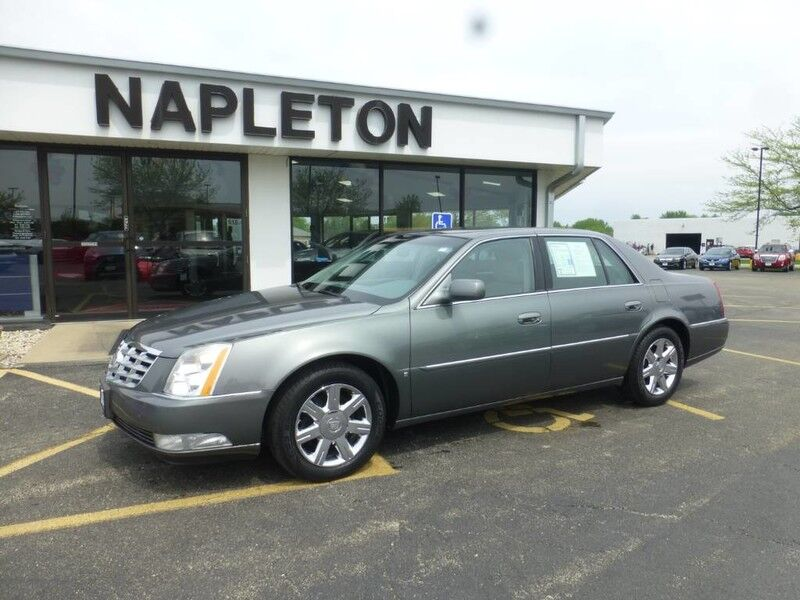 Vehicle Details 2006 Cadillac Dts At Napleton Mazda Bourbonnais