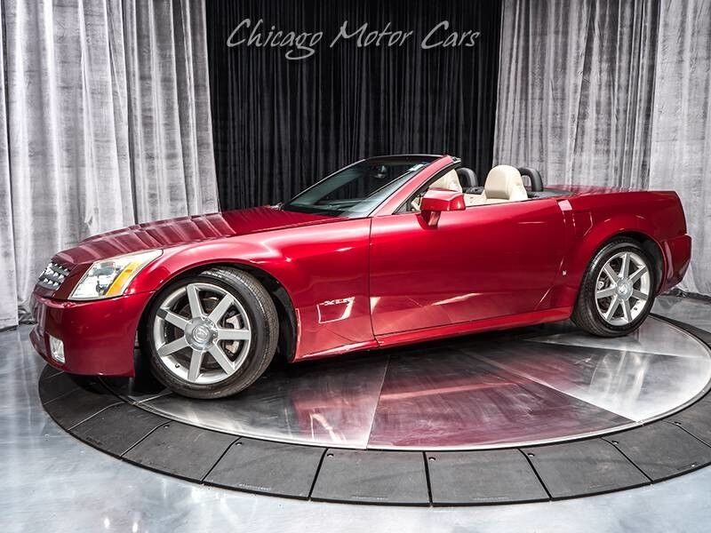 2006_Cadillac_XLR_Convertible_ Chicago IL