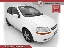 2006_Chevrolet_AVEO LS__ Salt Lake City UT