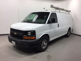 Chevrolet All-Wheel Drive Express Cargo Van  2006