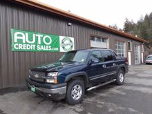 2006_Chevrolet_Avalanche_1500 4WD_ Spokane Valley WA