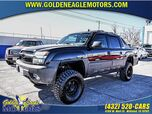 2006 Chevrolet Avalanche 2500 5DR CREW CAB 130 WB 4WD