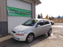 2006_Chevrolet_Aveo_LT 5-Door_ Spokane Valley WA